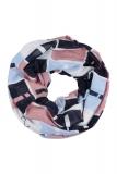Loop-Schal bedruckt